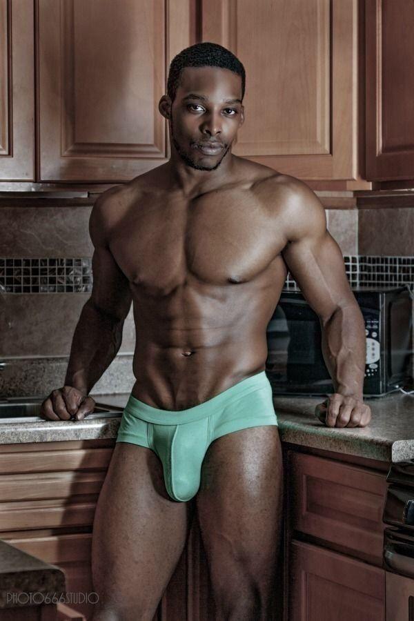 Hot black guys nude