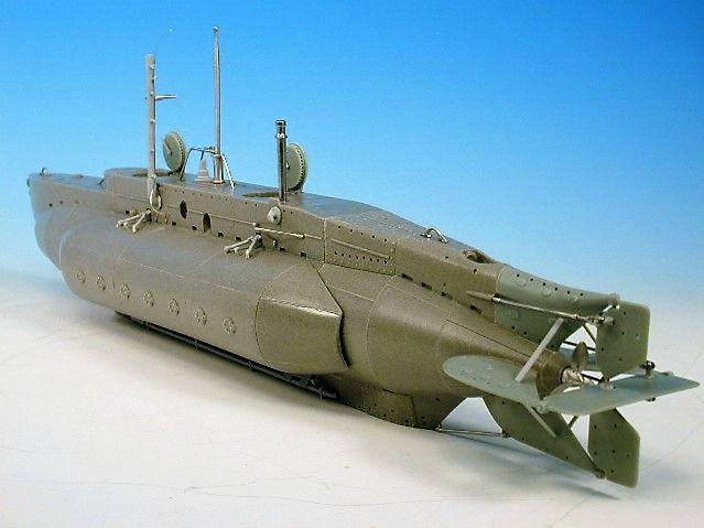 S09 X-Craft Mini Submarine (Fullhull) £70.00