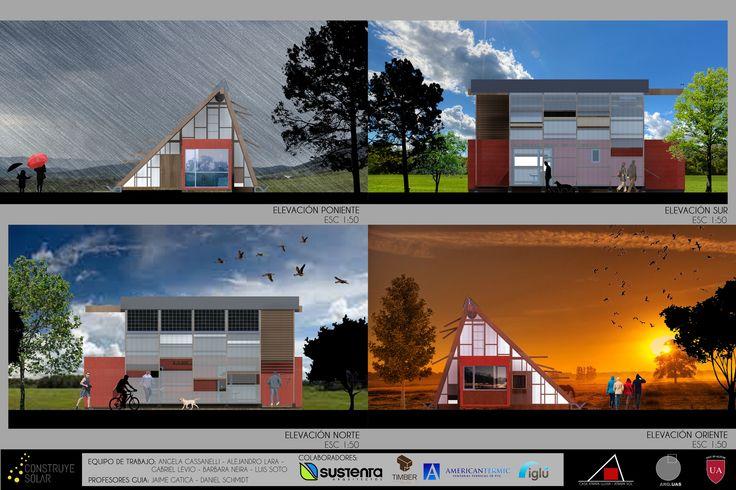 Galería - Construye Solar: Casa Atrapa Lluvia - Atrapa Sol, vivienda sustentable en una ciudad contaminada - 18