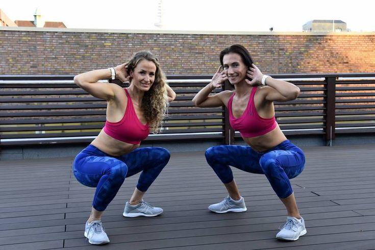 HIIT-Workout für zu Hause: Diese Übungen sind echte Kalorienkiller!