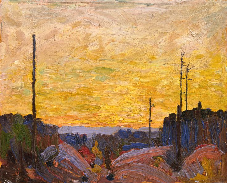 Tom Thomson, McMichael Canadian Art Collection