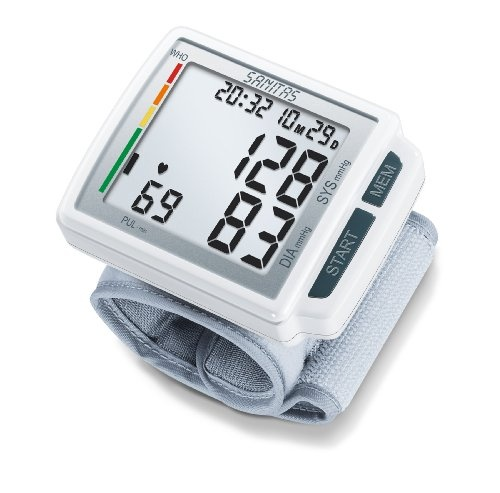 Sanitas SBC 41 Blutdruckmessgerät für das Handgelenk