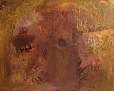 "Saatchi Art Artist Dan Caissie; Painting, ""Silent Scream"" #art"