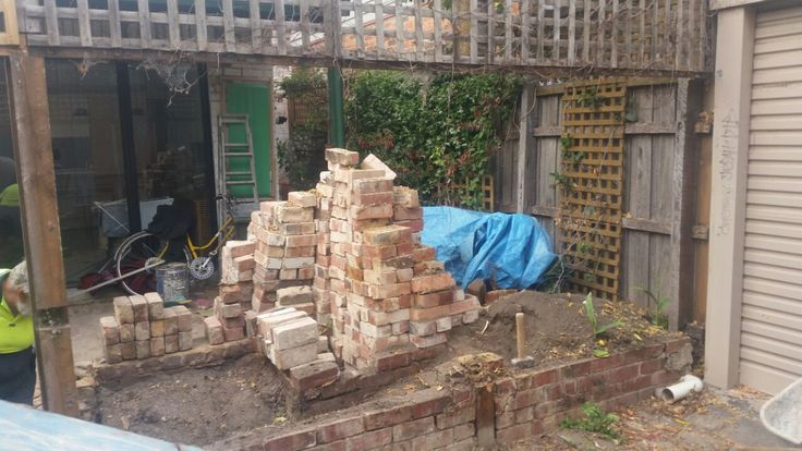 Starting with s space that really needs some definition and purpose. START with bricks, of course