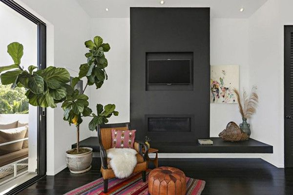 Houseplant Goals - Explore Kristen Wiig's Seriously Stylish L.A. Home - Photos