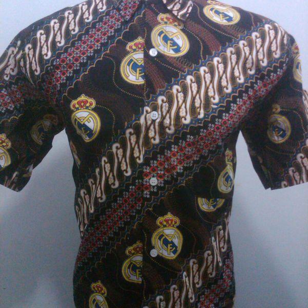 Batik Real Madrid