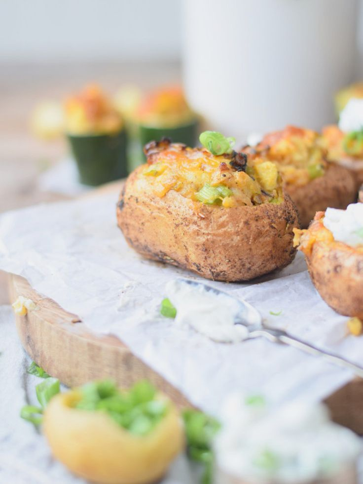 Fingerfood_Silvester_Doppelt-gebackene-BBQ-Kartoffeln_DasKnusperstuebchen