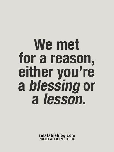 some blessings are born from lessons, give it a deserving chance