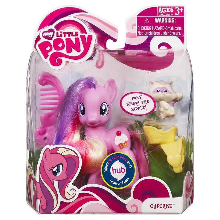 "My Little Pony Friends - Cupcake - Hasbro - Toys ""R"" Us"