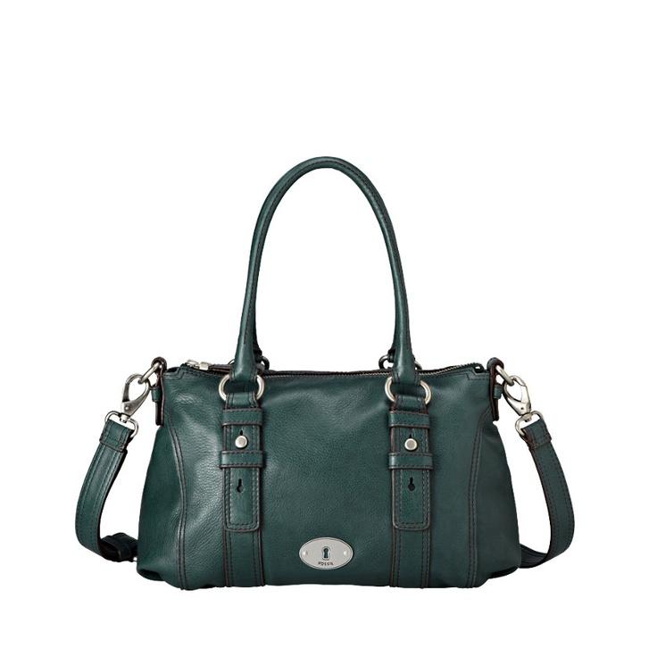 on my Christmas wishlist! FOSSIL® Handbag Silhouettes Satchel & Shoulder Handbags:Women Maddox Satchel