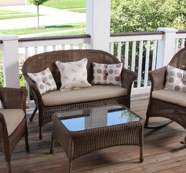 Elegant Furniture Collections U2022 NorthCape International, Inc Available At  Www.OutdoorRooms.net · Wicker Patio ...
