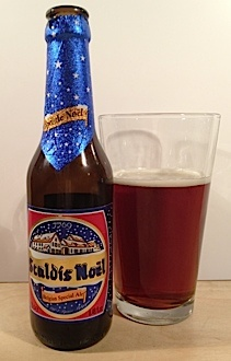Scaldis Noel - lived up to all expectations.  Despite being 13% it tastes smoother than the Delirium Noel which has a lower alcohol content.  Really, really great holiday beer.