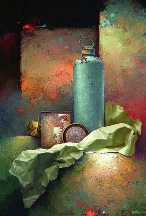 Edward Szutter #Art
