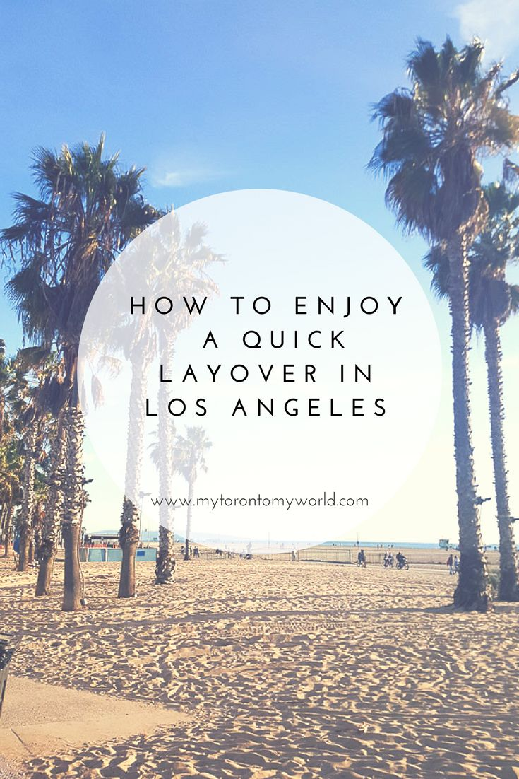 A Quick Layover in Los Angeles | My Toronto, My World  Enjoying a quick layover in Los Angeles trying In-N-Out Burgers, exploring Santa Monica Beach and Pier and catching a famous California sunset!