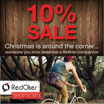 Visit our shop www.redokershop.co.za - Sale lasts till 31st October 2015
