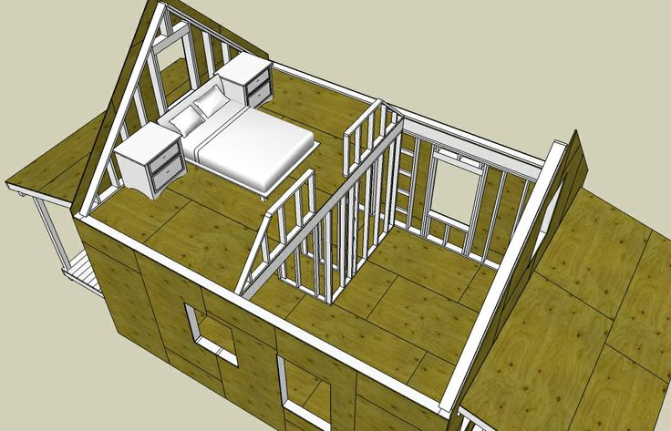 Do It Yourself Home Design: 17 Best Images About Cabins And Tiny Homes On Pinterest