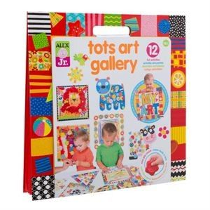 Tots Art Gallery - Toddler Craft Pack at www.kidstoystoyou.com.au