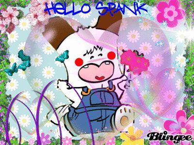 HELLO SPANK