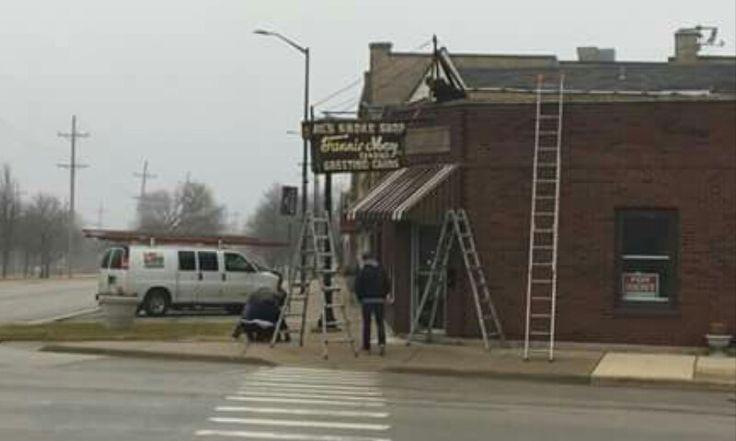 Al's Smoke Shop, Villa Park, IL.