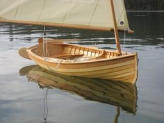 """Gartside 10' clinker dinghy """"Selkie"""""""