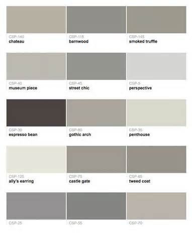 Shades of Gray Paint - Bing Images