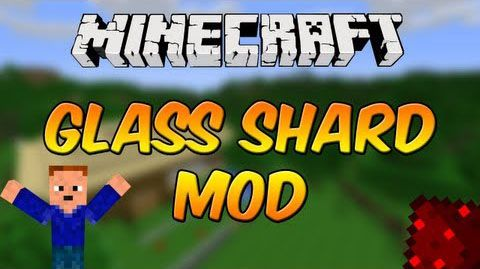 Glass Shards Mod 1.10.2/1.9.4/1.9 - minecraft mods 1.10.2 : Glass Shards Mod will bring you out of your misery everytime you break glass in  ...   | http://niceminecraft.net/tag/minecraft-1-10-2-mods/