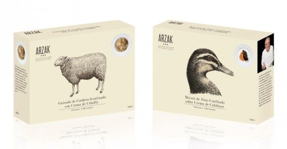 Packaging Design : Marta González Palacios