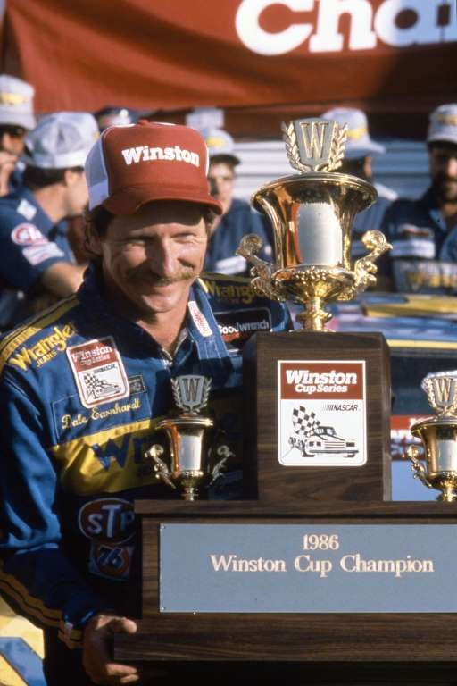 FOLDS OF HONOR:  15 fun facts about Atlanta Motor Speedway  -   March 1, 2017:       Fewest caution laps:    When Dale Earnhardt won the 1986 Atlanta Journal 500, there were just seven laps of caution.