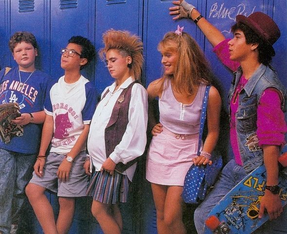 The top 10 episodes of Degrassi Junior High