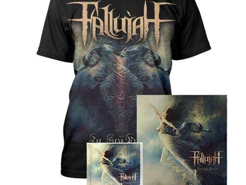 Fallujah Pre-Order Pack (CD, LP & T-Shirt) giveaway. Enter the #giveaway here: http://tinyurl.com/p68fesz