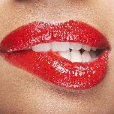 Ausgetrocknete Lippen