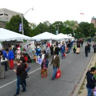 Word on the Street on Sunday September 21, 2014 @ Queen's Park Circle from 11am - 6pm.