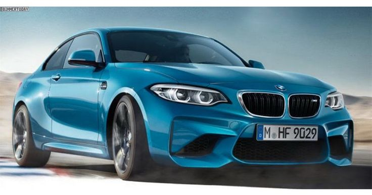 Facelifted BMW M2 Leaked On Official Belgian Website #BMW #BMW_M