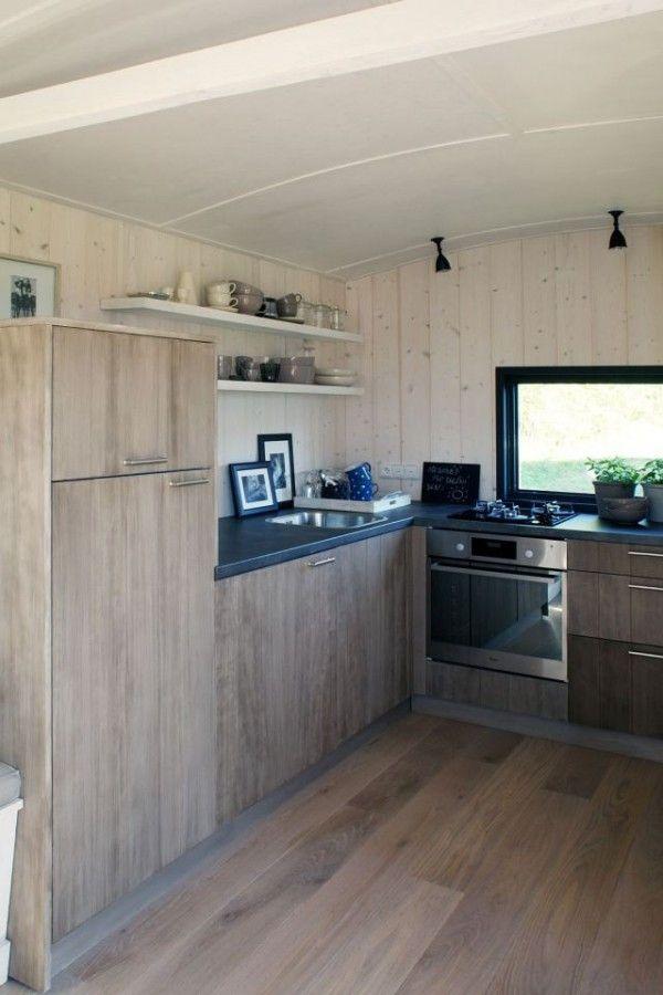 gypsy wagon...kitchen