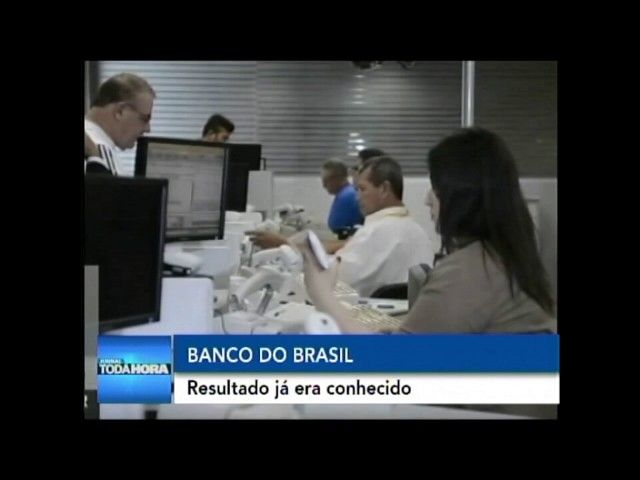 Banco do Brasil sabia de resultado entre agências de publicidade