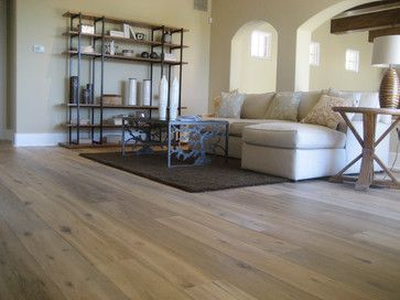 Wide Plank Wood Floors In Living Rooms   Traditional   Living Room   San  Diego