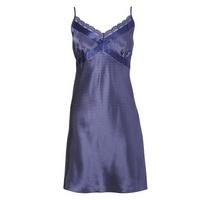 £16.00 Navy Jessica Print Short #Chemise, #fashion #sleepwear