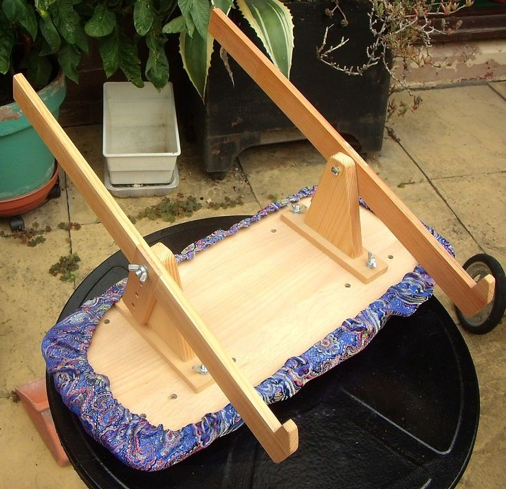 details about lap stand for embroidery or needlepoint frame from coleshill