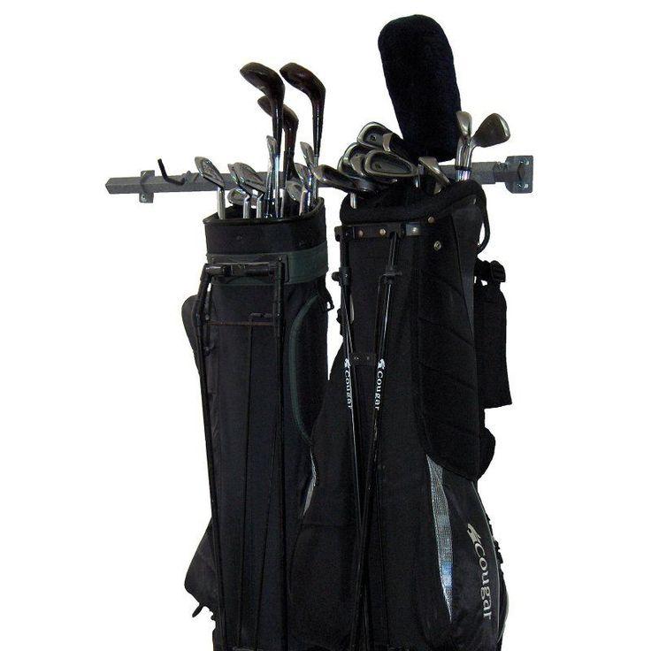 Monkey Bar Storage Small 3 Golf Bag Rack - 04003