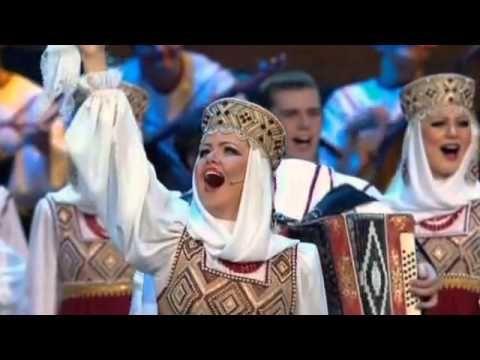 Pyatnitskiy Choir 100 Years Хор им. Пятницкого 100 лет FULL