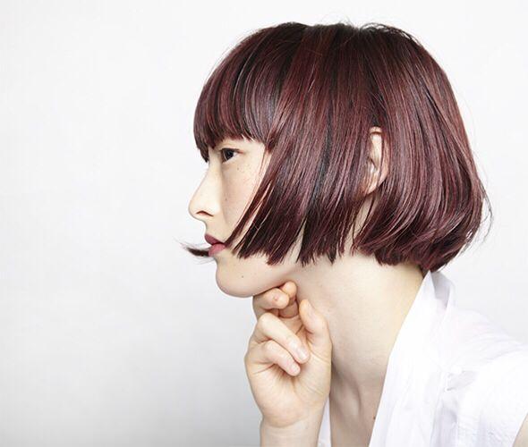 髪型/BOB/HAIRSTYLE/ヘアスタイル