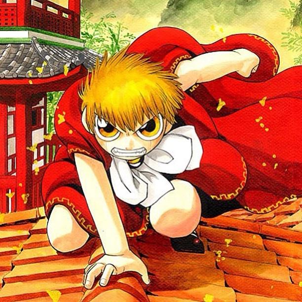 Aaa childhood #zatchbell #zatch #epic #anime #action #animeboy #puppet #badass #childhood #memory's - @otaku_boy_- #webstagram