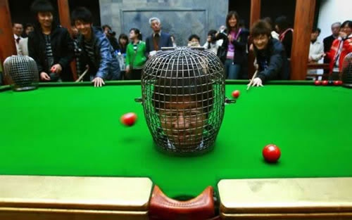 weirdo billiards