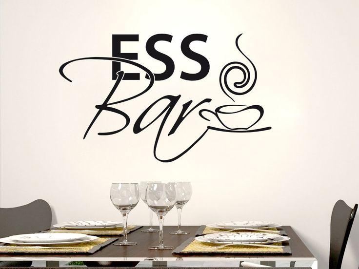 die besten 25 wandtattoo k che selbst gestalten ideen auf pinterest wand in der k che. Black Bedroom Furniture Sets. Home Design Ideas