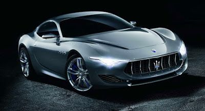 "Maserati erste Elektrofahrzeug wird ""Ganz anders"" sein. Electric Vehicles Maserati Reports"