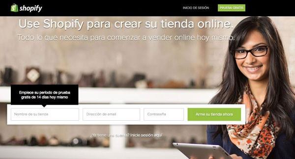 Shopify Negocios con Ibiza Privé.