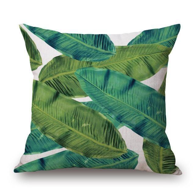 Plant Pillow Case