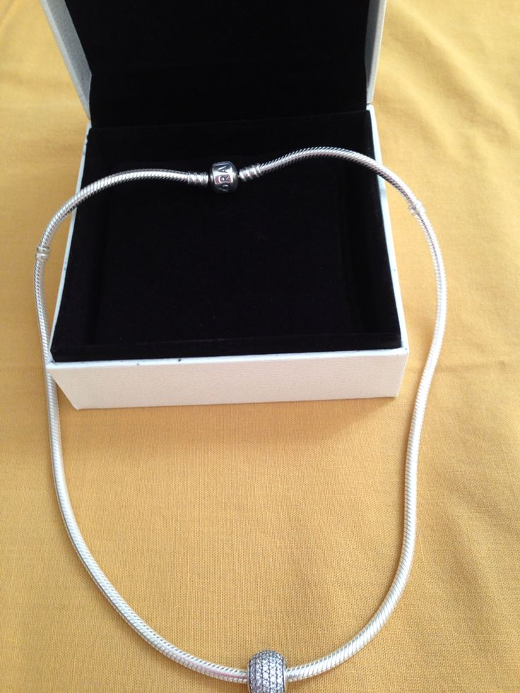 my pandora necklace