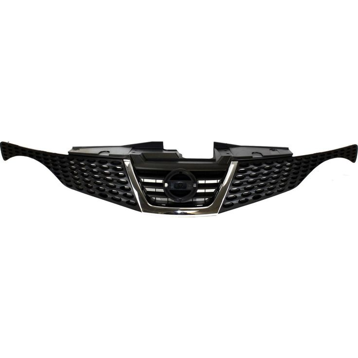 Nice Nissan 2017: Grille For 2011-2014 Nissan Juke Black Plastic Check more at https://24auto.ga/2017/nissan-2017-grille-for-2011-2014-nissan-juke-black-plastic/