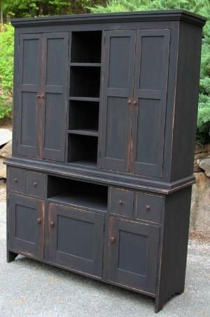 Primitives -Primitive country Furniture-Primitive painted furniture by sherrie